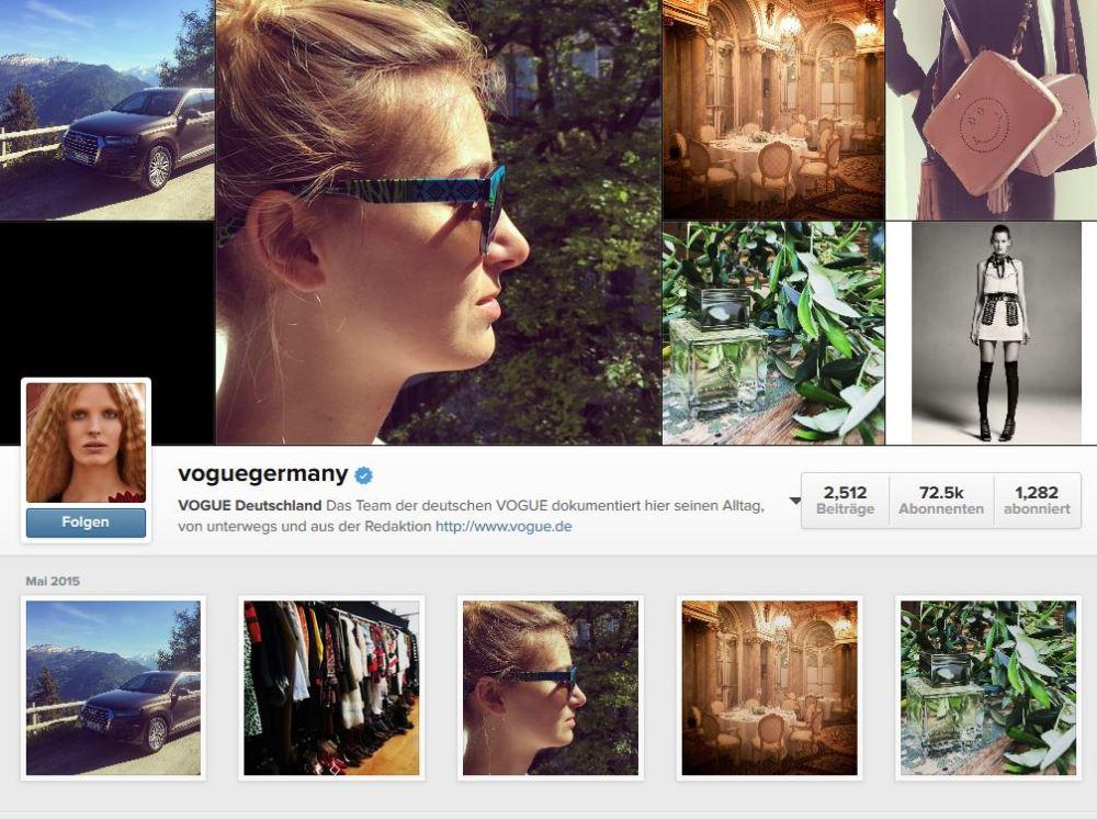 Alles fürs Image: BILD, t3n und Buzzfeed bei #Instagram (2/6)