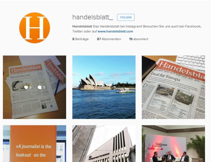 hb instagram